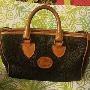 Vintage Dooney Burke Tote Bag